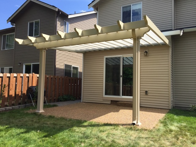 Patio Covers - All Lexan | Exteriors West