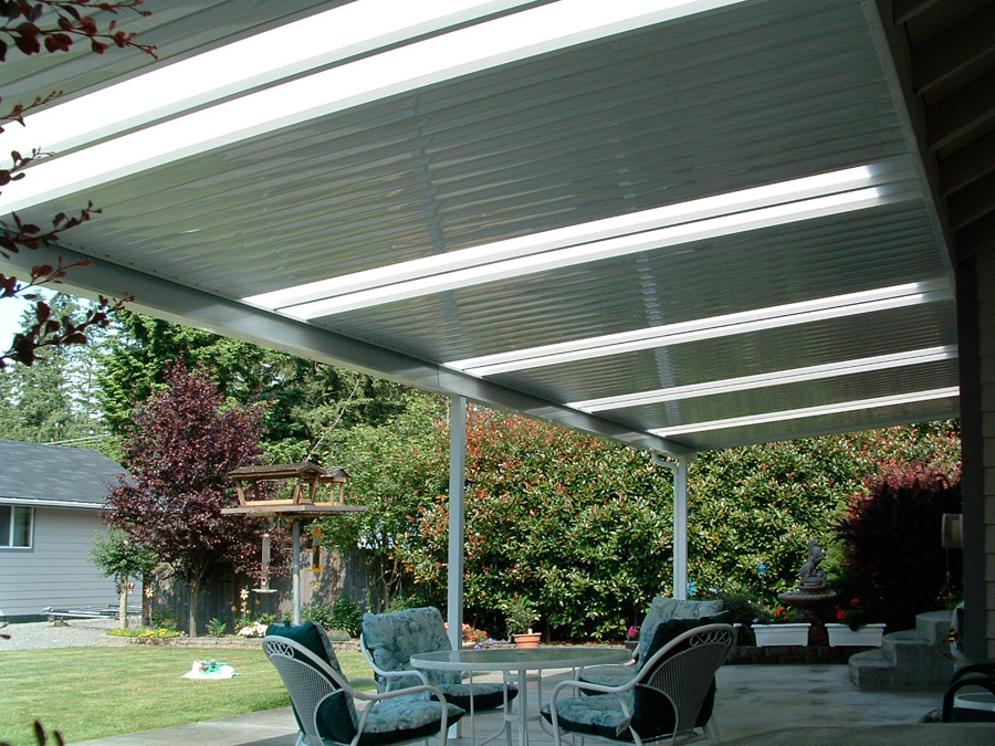 Patio Covers Flat Pan Exteriors West
