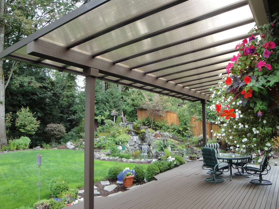 Residential Patio Covers Contractor in Spanaway WA