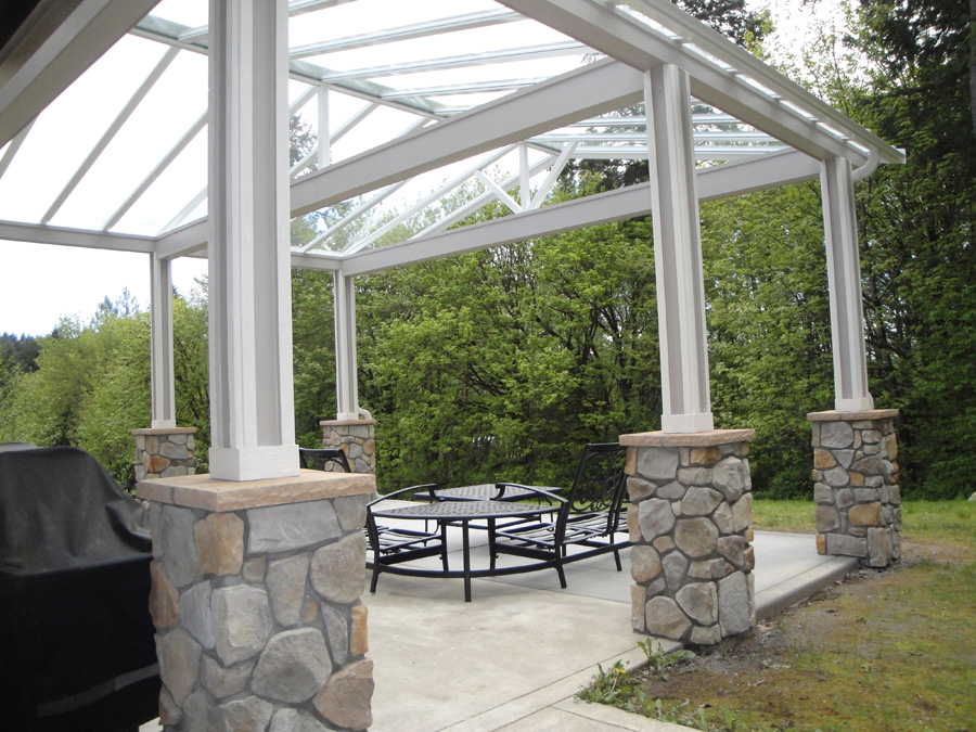Glass Patio Design Custom Patio Covers And Custom Residential Patio Covers Install